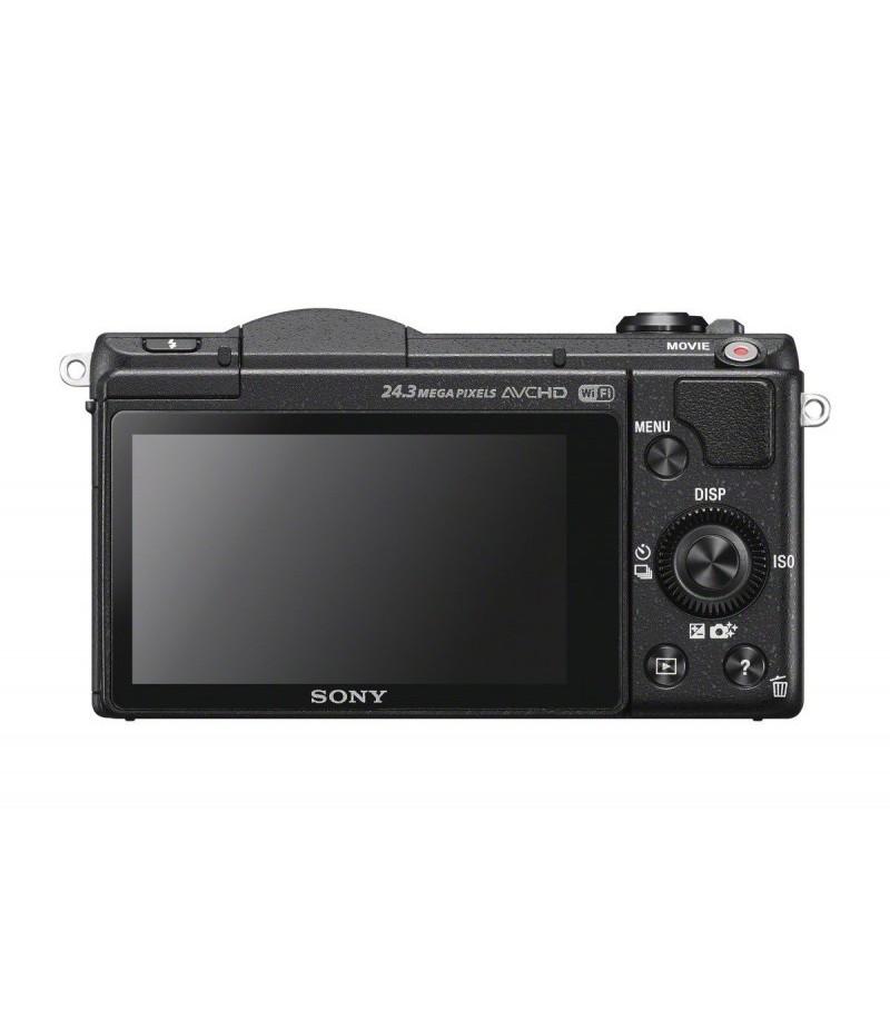 Sony Alpha 5100 + 16-50mm + 55-210mm Black