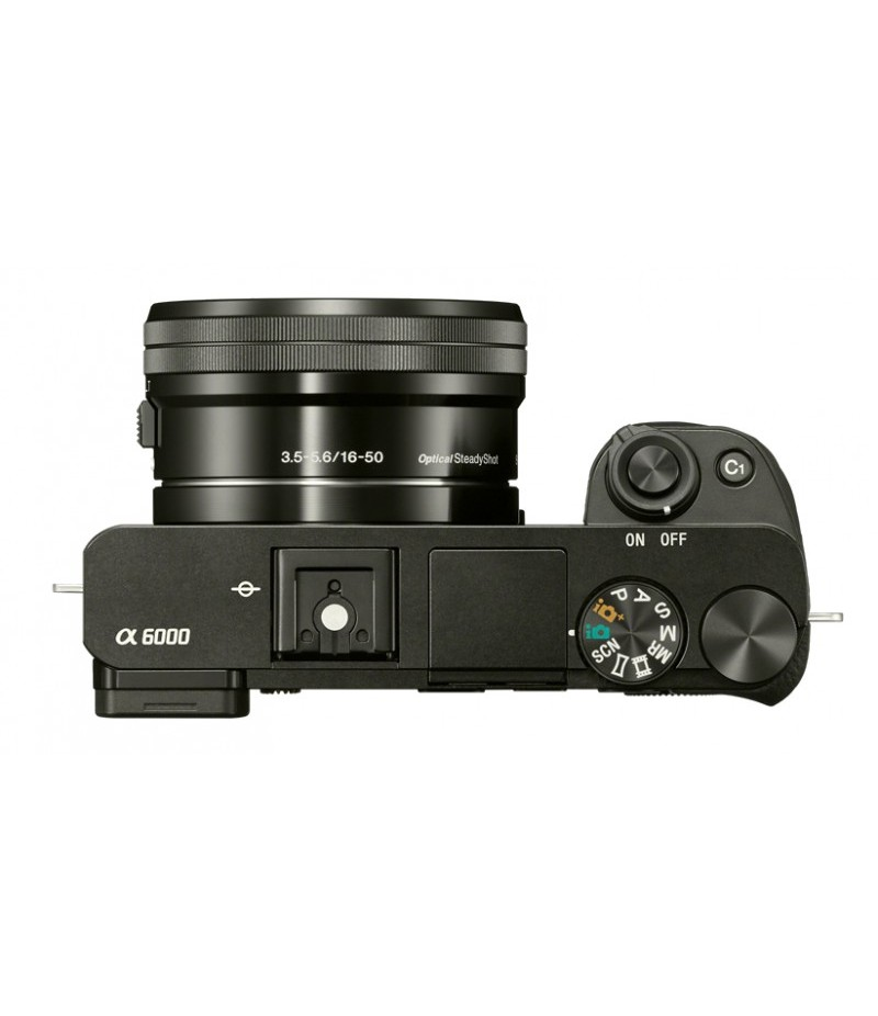 Sony Alpha A6000 + E 16-70mm F4 OSS