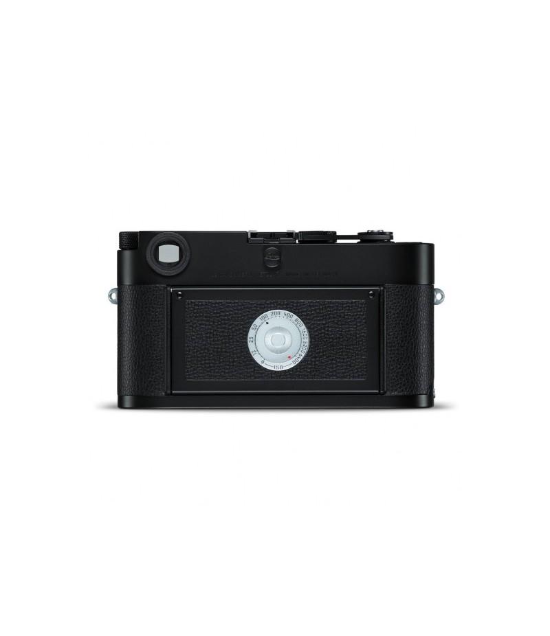 Leica M-A (Typ 127) Black Chrome
