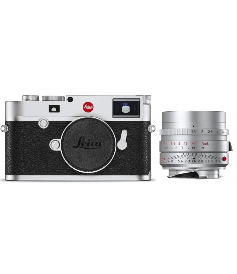 Leica M10 + Summilux-M 35mm F1.4 II Silver