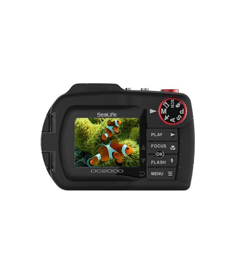 SeaLife DC2000 Underwater Camera Pro 2500 Set