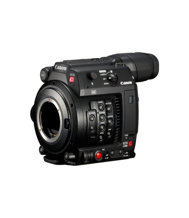 Canon EOS C200 4K Cinema Body
