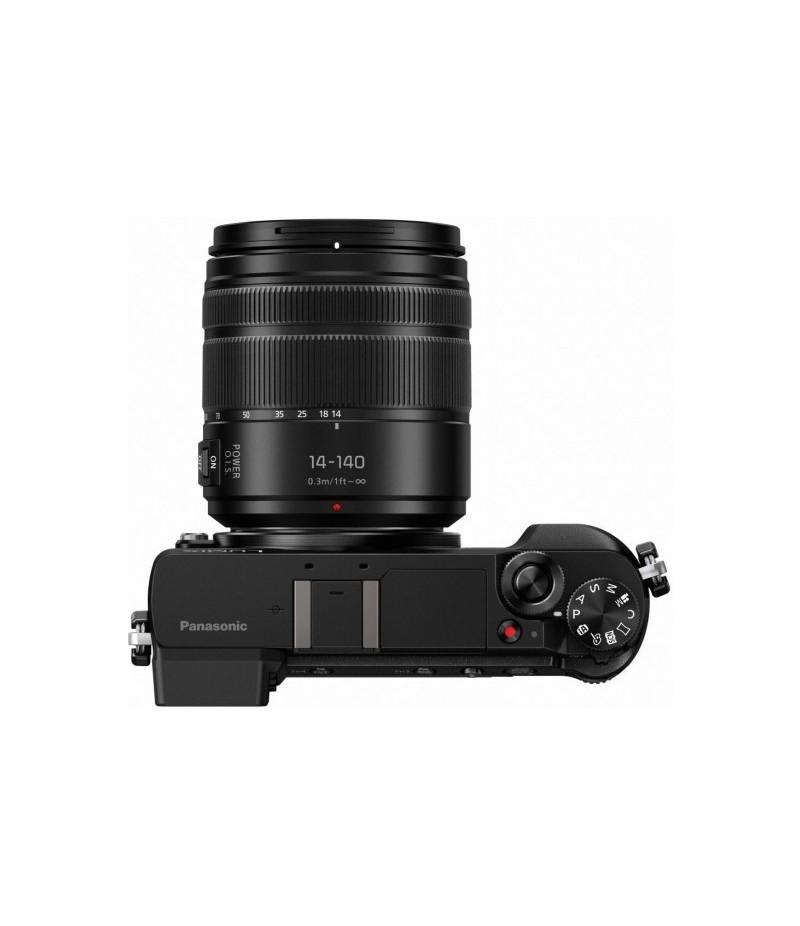 Panasonic DMC-GX80 Black + 14-140mm