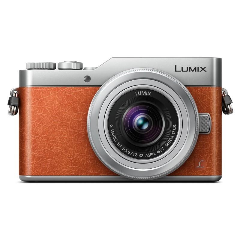 Panasonic DMC-GX800 Orange + 12-32mm F3.5-5.6