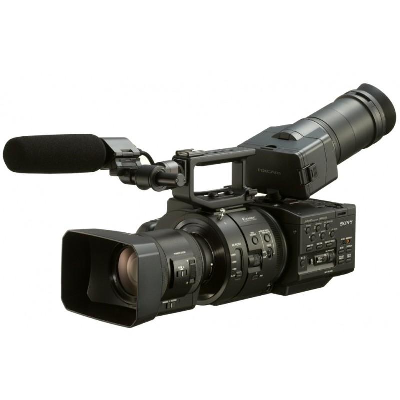 Sony NEX-FS700RH Kit with 18-200mm F3.5-6.3 OSS