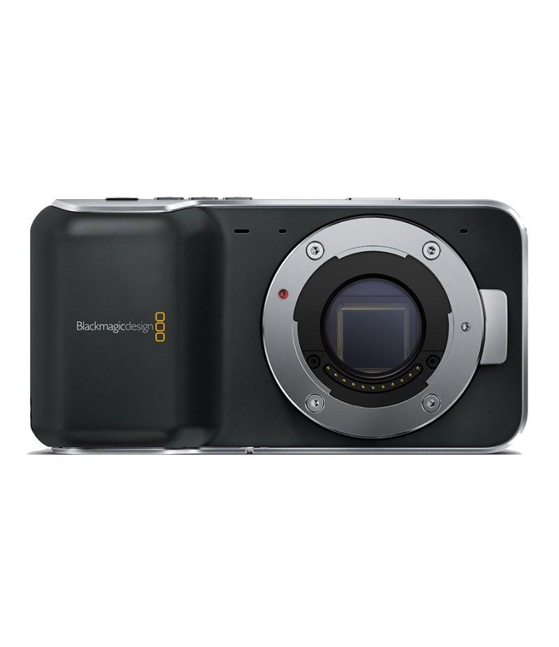 Blackmagic Pocket Cinema Camera MFT Body