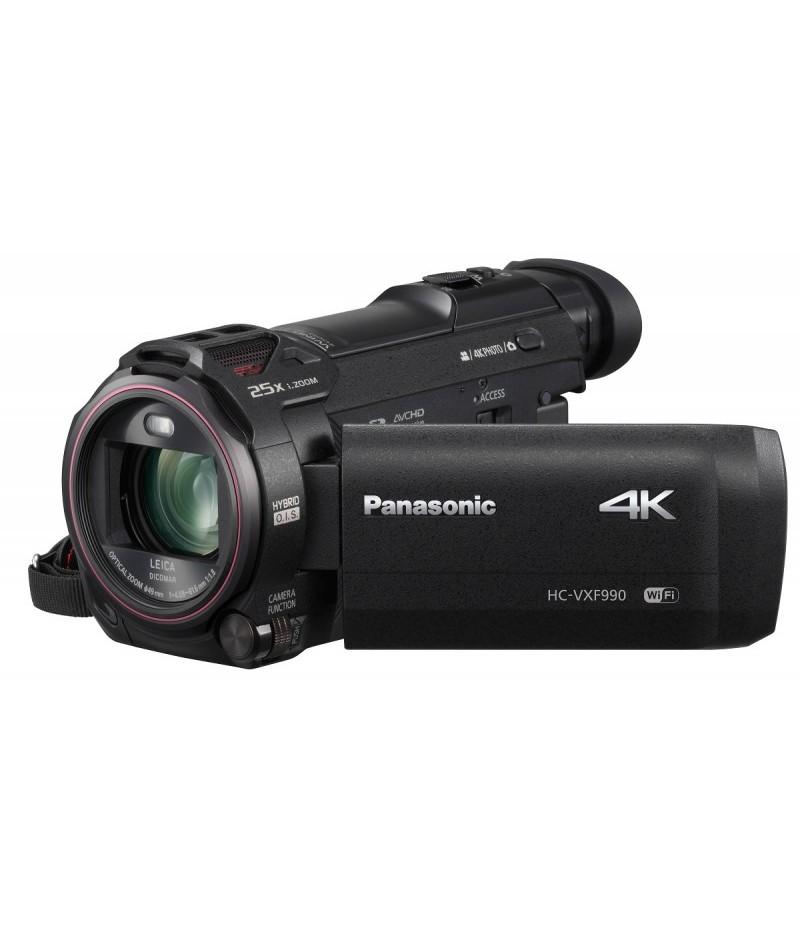 Panasonic HC-VXF990 4K Camcorder